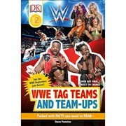 WWE Tag-Teams and Team-Ups DK Readers Level 2 Paperback Book