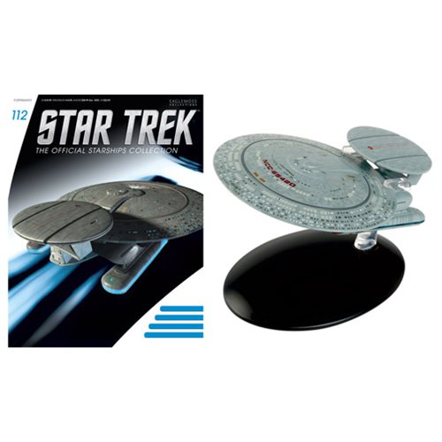 Star Trek Starships U.S.S. Phoenix Nebula Class Vehicle with Magazine #112