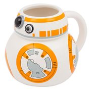 Star Wars: The Force Awakens BB-8 18 oz. Ceramic Sculpted Mug