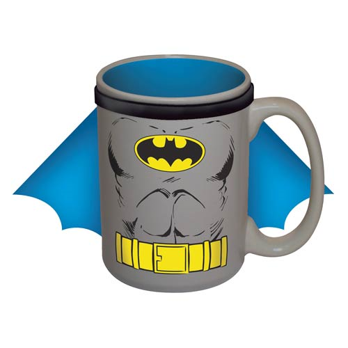 Batman Caped 15 oz. Ceramic Mug