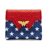 Wonder Woman Flap Wallet