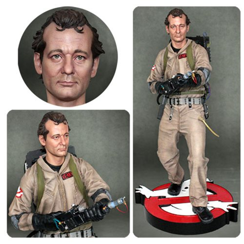 Ghostbusters Peter Venkman 1:4 Scale Statue