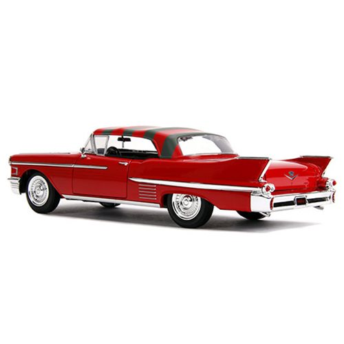 Hollywood Rides Nightmare on Elm Street 1957 Cadillac with Freddy Figure