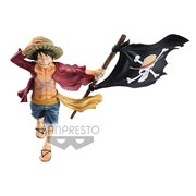 One Piece Monkey D. Luffy Magazine Statue