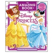 The Amazing Book of Disney Princess Hardcover Book