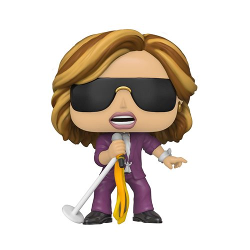 Aerosmith Steven Tyler Pop! Vinyl Figure