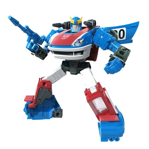 Transformers Generations War for Cybertron Earthrise Deluxe Smokescreen