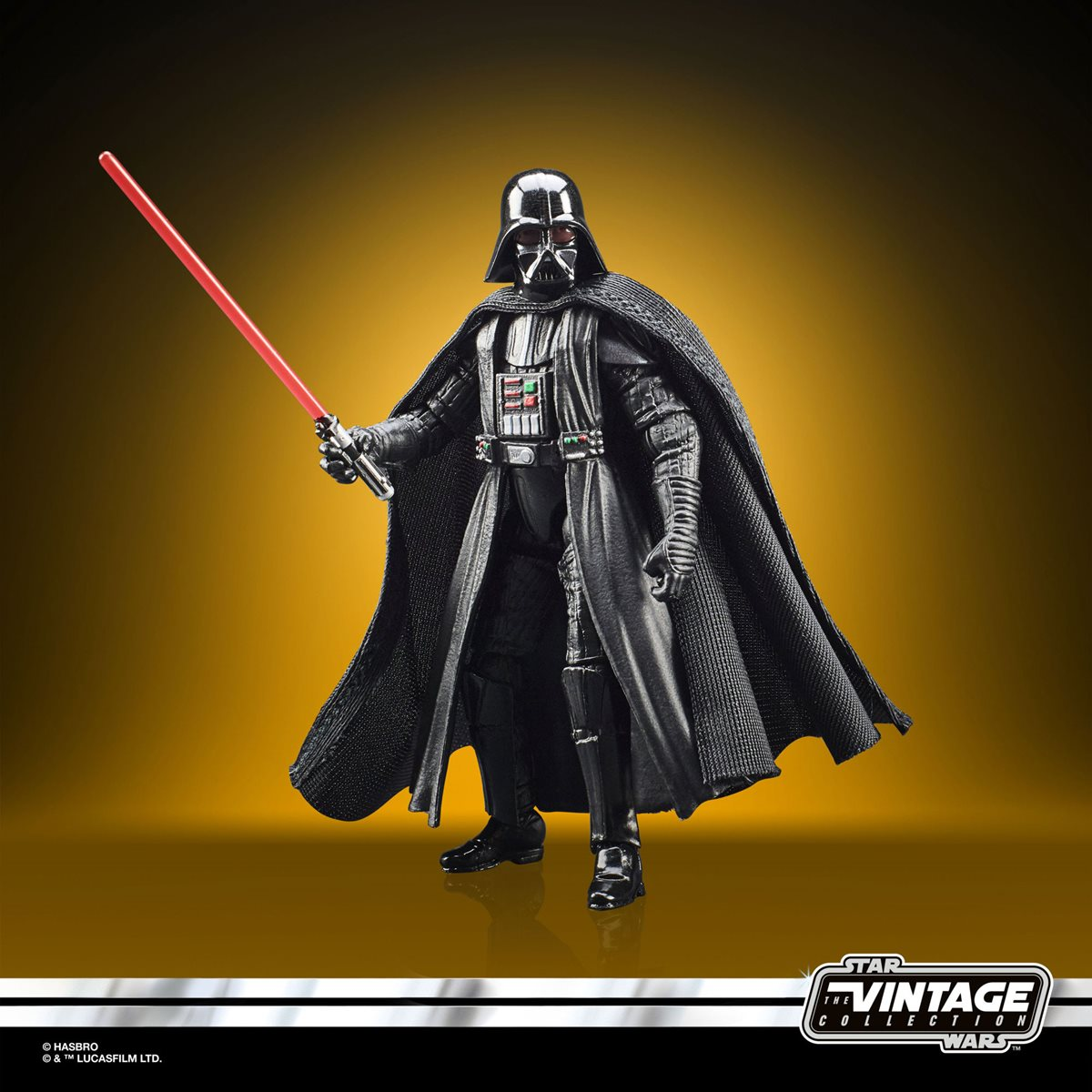 Star Wars The Retro Collection Darth Vader Action Figure 3 3//4 inch
