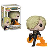 One Piece Vinsmoke Sanji Fishman Pop! Vinyl Figure #398