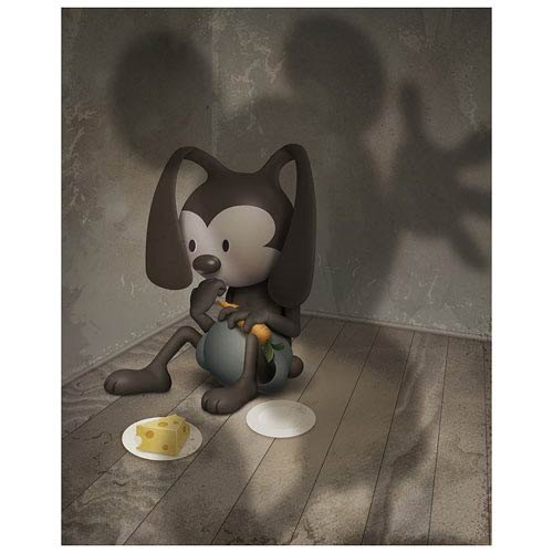 Disney oswald the lucky rabbit living in your shadow paper giclee disney oswald the lucky rabbit living in your shadow paper giclee print ccuart Images
