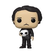 Edgar Allan Poe with Skull Pop! Vinyl Figure