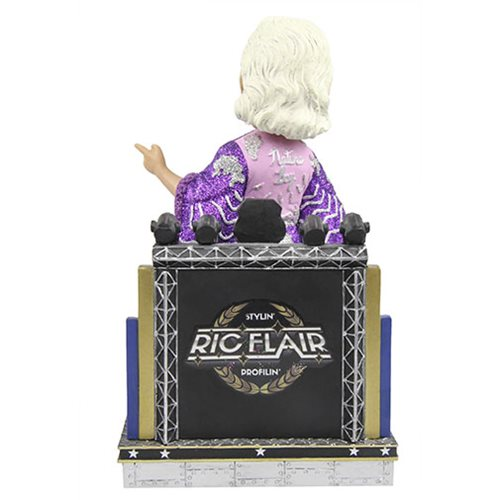 WWE Ric Flair Resin Bobble Head