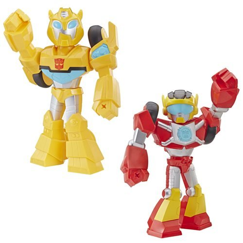 Transformers Mega Mighties Action Figures Wave 4