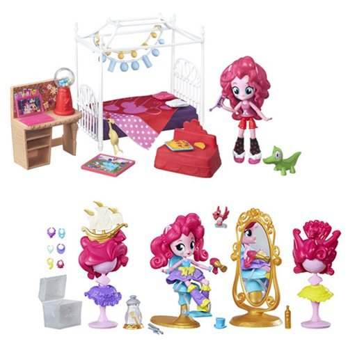 My Little Pony Equestria Girls Minis Scene Packs Wave 1