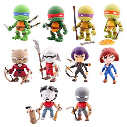 Loyal Subjects-Teenage Mutant Ninja Turtles Métallique Leonardo-Teenage Mutant Ninja Turtles