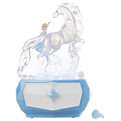 Frozen 2 Elsa and Spirit Animal Jewelry Box