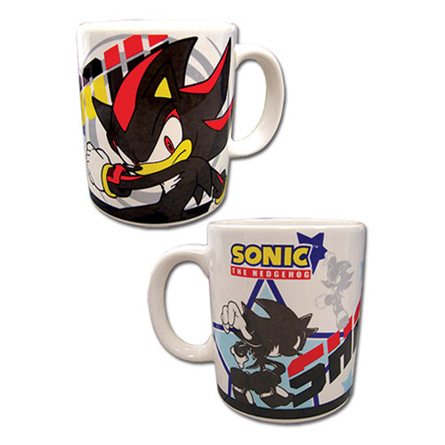 Sonic the Hedgehog Shadow 12 oz. Mug
