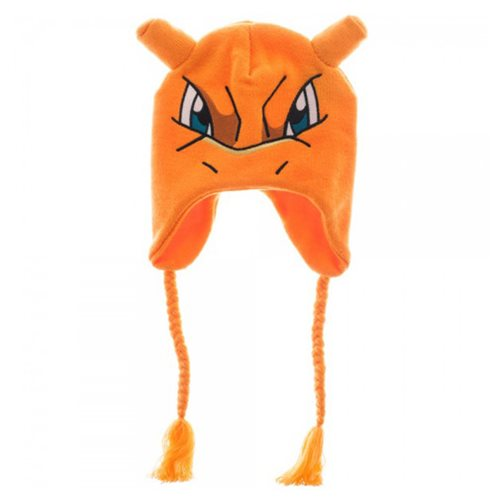Pokemon Charizard Laplander Hat