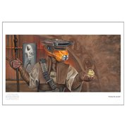 Star Wars: Episode VI - Return of the Jedi Infiltrator Paper Giclee Print