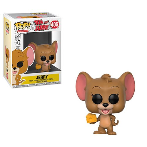 Tom and Jerry Cartoon Jerry Pop! Vinyl Figure #405