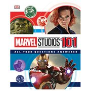 Marvel Studios 101: All Your Questions Answered Hardcover Book