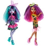 Monster High Monstrous Hair Ghouls Doll Case