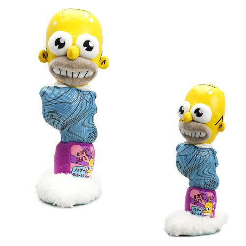 The Simpsons Mr. Sparkle 11-Inch Plush