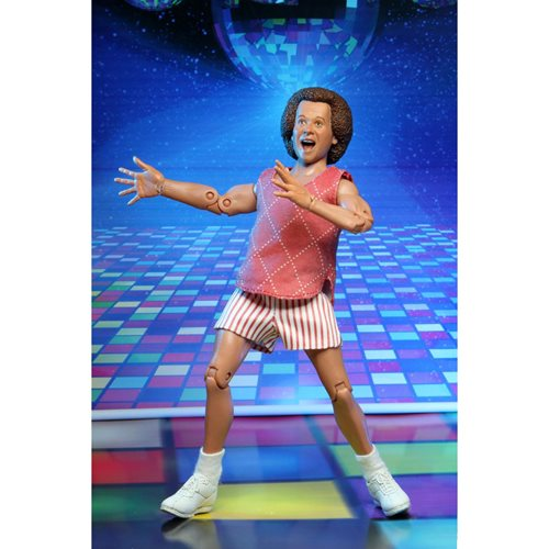 Richard Simmons 8-Inch Cloth Action Figure