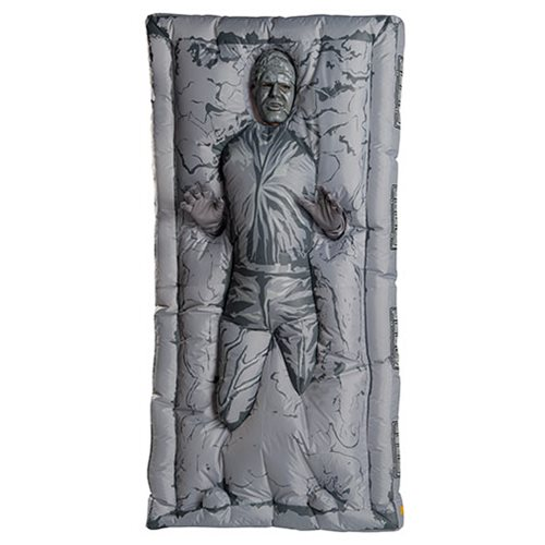 Star Wars Han Solo in Carbonite Inflatable Costume