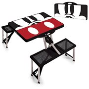 Mickey Mouse Portable Folding Table with Seats