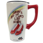 Wizard of Oz Ruby Slippers Travel Mug