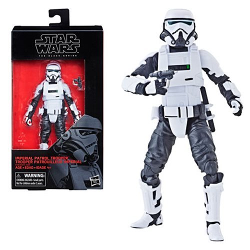 Star Wars Black Series Imperial Patrol Trooper Action Figure