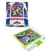 Toy Story Buzz Lightyear Operation Board Game
