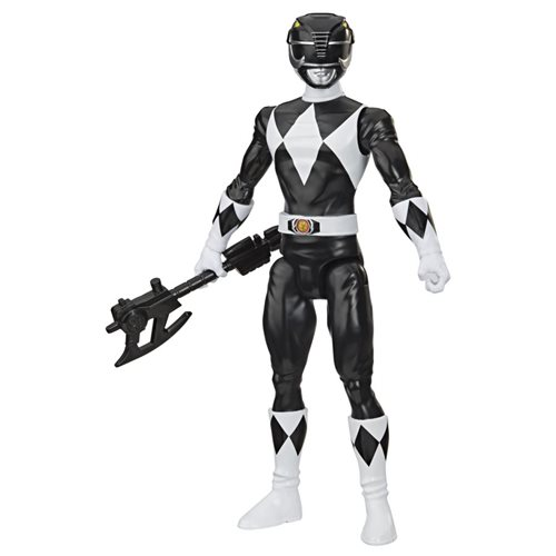 Mighty Morphin Power Rangers Black Ranger 12-inch Action Figure