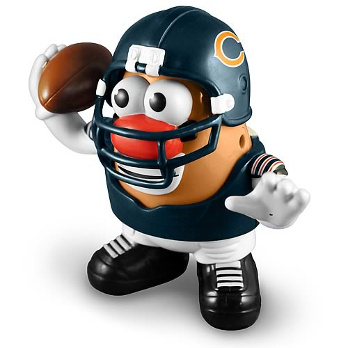 NFL Chicago Bears Series 2 Mr. Potato Head