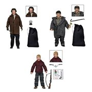 Home Alone 8-Inch Retro Action Figure Set