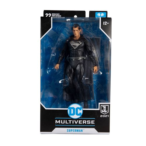 DC Zack Snyder Justice League Superman 7-Inch Action Figure