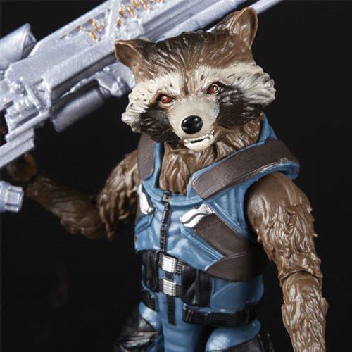 Avengers Infinity War Marvel Legends Thor, Rocket Raccoon, and Groot 6-Inch Action Figures - Toys R