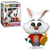 Alice in Wonderland 70th Anniversary White Rabbit with Watch Pop! Vinyl Figure