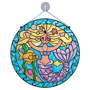 Melissa & Doug Stained Glass Made Easy Mermaid