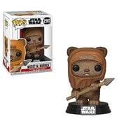 Star Wars Wicket W. Warrick Pop! Vinyl Figure #290