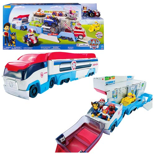 Paw Patrol Paw Patroller Vehicle