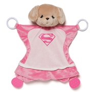 DC Comics Supergirl Yvette Dog Activity Blanket