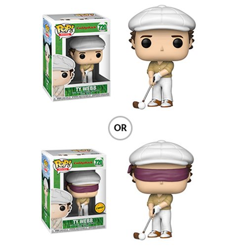 Caddyshack Ty Webb Pop! Vinyl Figure