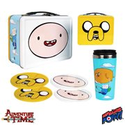 Adventure Time Finn and Jake Tin Tote Gift Set - Convention Exclusive