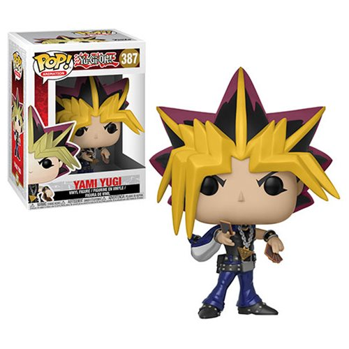 Yu-Gi-Oh! Yami Yugi Pop! Vinyl Figure #387, Not Mint