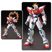 Gundam Build Fighters Burning Gundam High Grade 1:144 Scale Model Kit