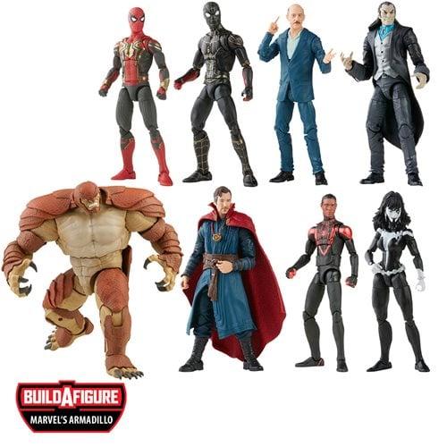 Spider-Man 3 Marvel Legends 6-Inch Action Figure Wave 1 Case