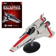 Battlestar Galactica Ships Viper MK II with Collector Magazine #1