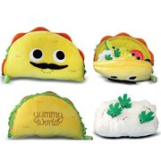 Yummy World XL Victorio Veggie Taco Plush Set